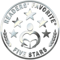 Readers Favorite 5 star seal award for The Curse of Arundel Hall book 2 in the bestselling mystery series by J. New